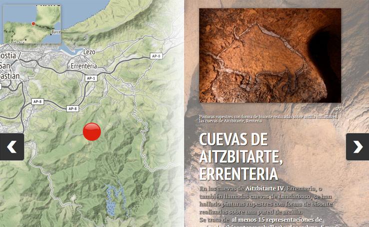 Gipuzkoa, la autopista prehistórica que unió Europa con la península