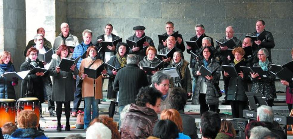 Iraurgi Abesbatza acudirá al festival internacional coral de Cerdeña