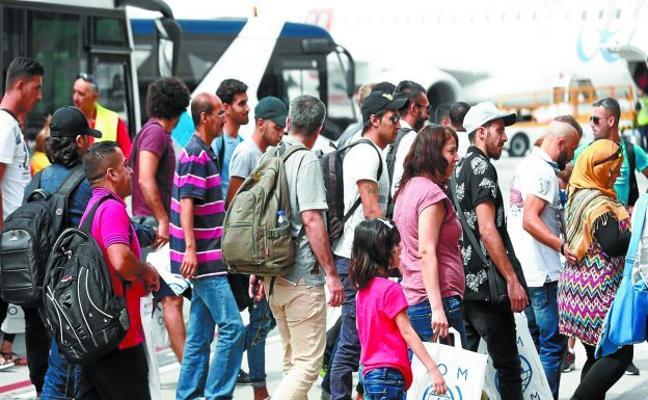 Una nueva vida en Gipuzkoa para 60 refugiados