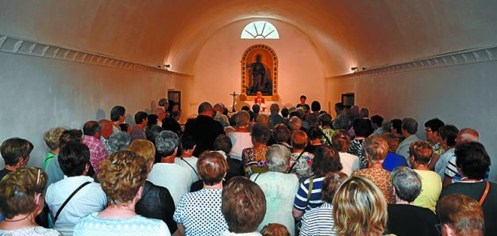 Aportaciones para rehabilitar la ermita
