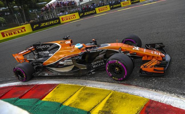 Fernando Alonso: «Esto es vergonzoso»