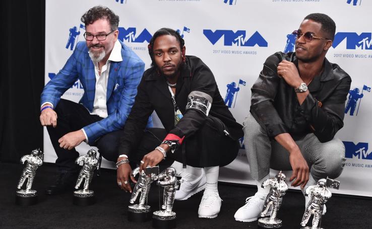 Las mejores imágenes de los MTV Video Music Awards