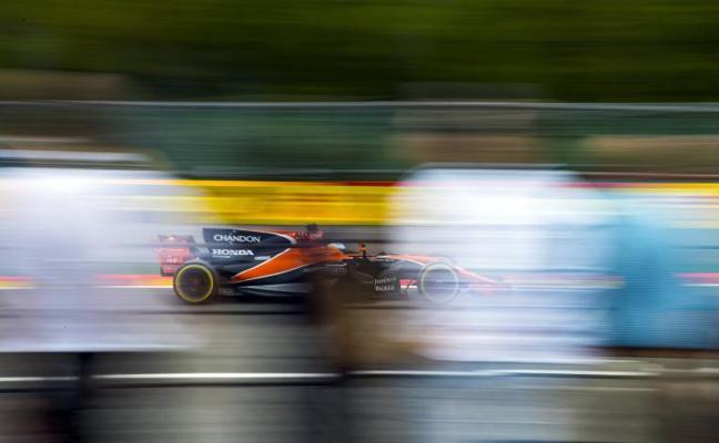 Honda, el peor enemigo de Alonso