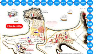 Cronología del 31 de agosto de 1813