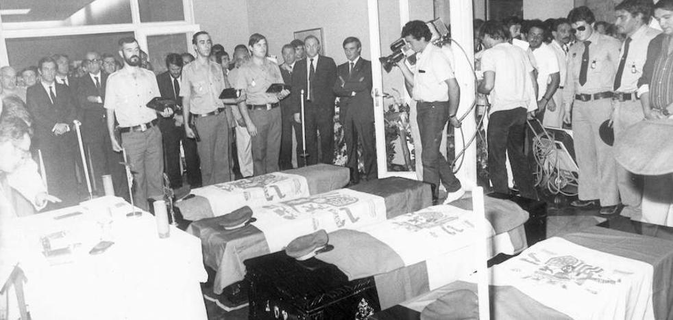 35 años de la emboscada de ETA en Errenteria