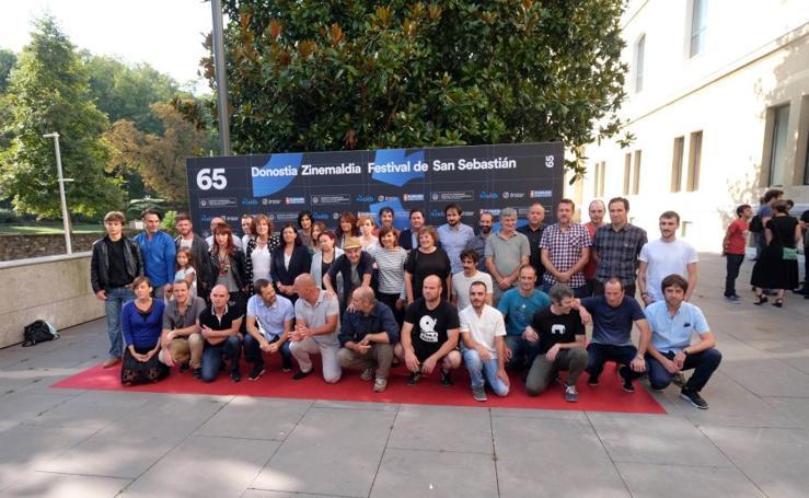 El Zinemaldia mostrará catorce películas vascas en sus distintas secciones