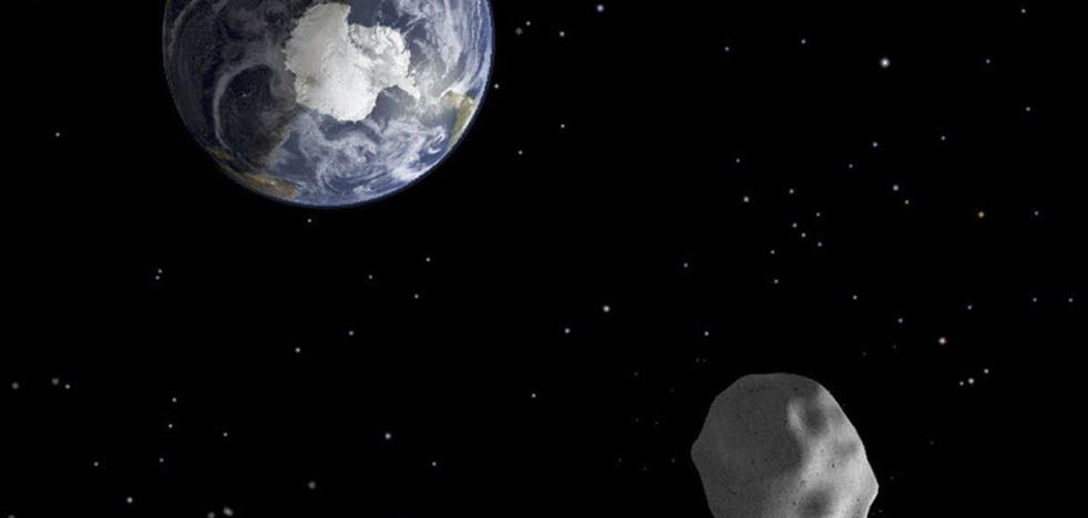El enorme asteroide Florence pasará a siete millones de kilómetros de la Tierra