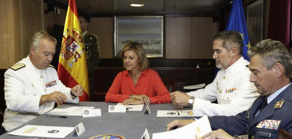 España lidera la operación contra el tráfico de personas en el Mediterráneo
