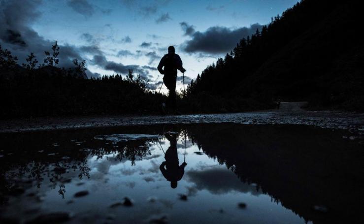 Ultra Trail: 170 kilómetros por Mont Blanc