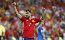 Villa: «Nunca me ha dejado de ilusionar esta selección»