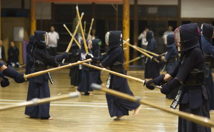 Kendo, el arte marcial de nuestro tiempo