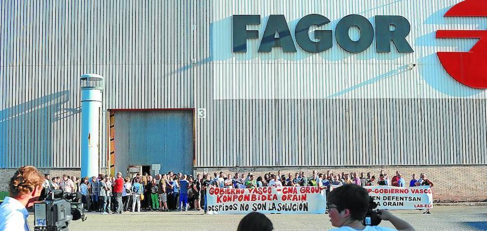 La plantilla de Fagor CNA rechaza el ultimátum de la empresa, que se asoma al peor escenario