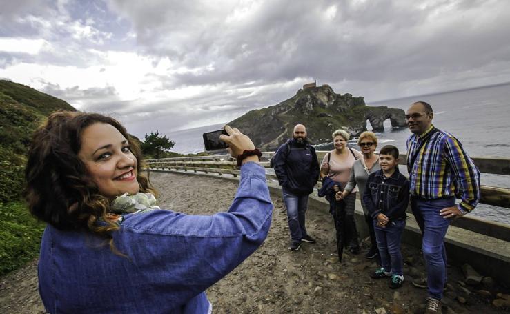 Bermeo baraja limitar las visitas a Gaztelugatxe tras 'Juego de Tronos'