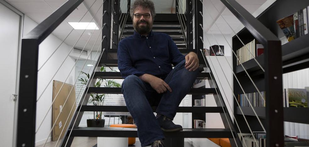 Sergio del Molino: «Hay que reírse hasta de la muerte»