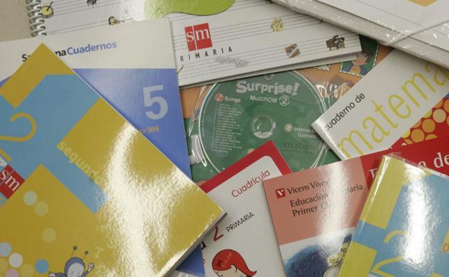 19 libros de Matemáticas diferentes para 17 comunidades y dos ciudades autónomas