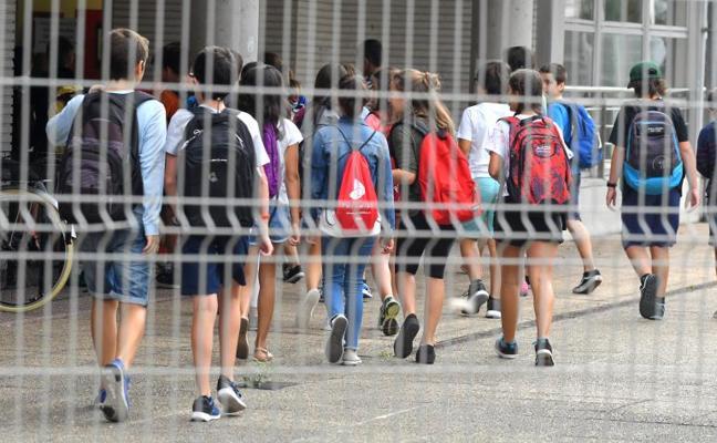 Los alumnos de Infantil caen en más de 700 en Gipuzkoa por el desplome de la natalidad