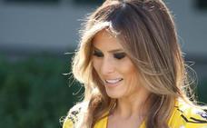 ¿Por qué dicen que Melania Trump no es elegante?