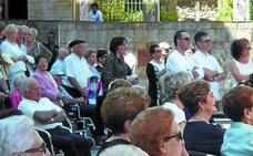 Jornada festiva en honor a los vecinos de mayor edad