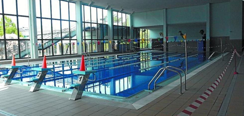 Las piscinas municipales cubiertas abrirán el lunes tras las obras
