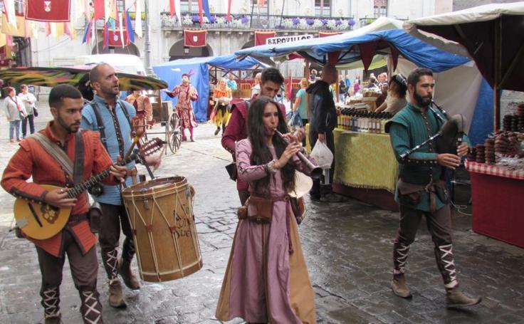 El medievo regresa a Mondragón