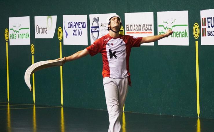 Javier Urriza, campeón del Individual de remonte-Torneo Kutxabank