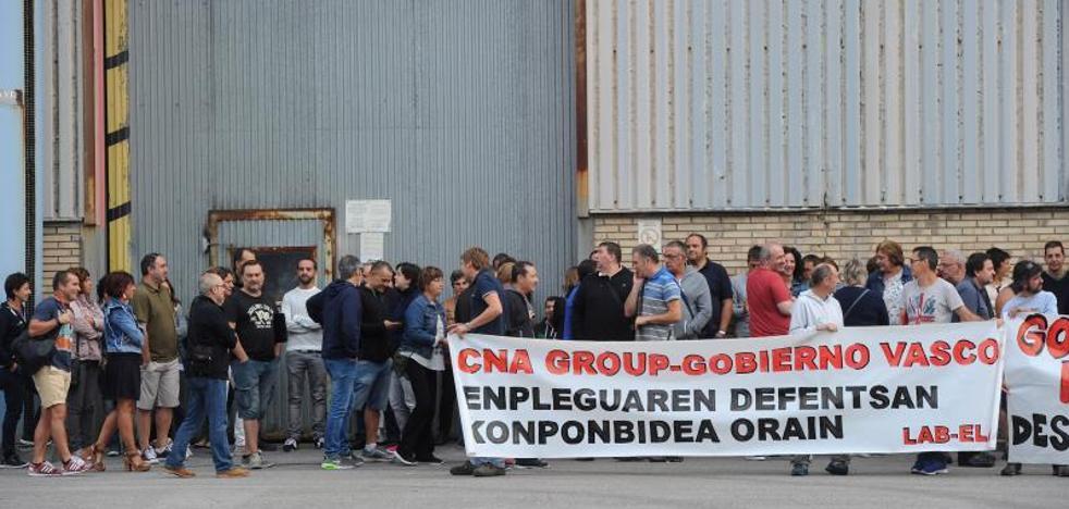 La dirección de Fagor CNA y los trabajadores se reunirán el jueves