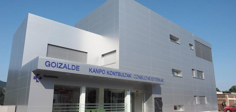 Los hospitales vascos, salvo el de Zumarraga, suspenden en el acceso de discapacitados