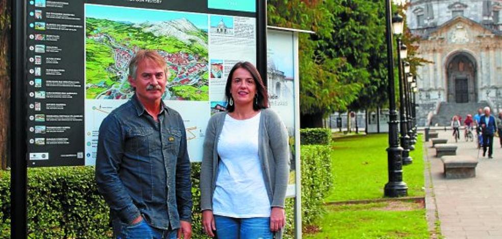 Se ha duplicado el número de turistas extranjeros que han visitado Azpeitia