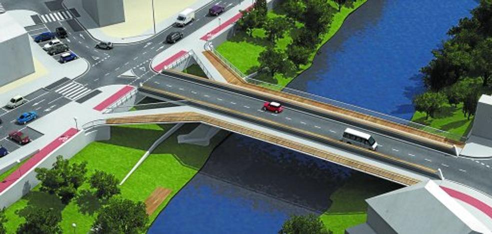 Dos nuevos puentes arrancan en 2018