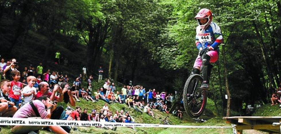 El III Downhill-Beasain se disputará el sábado en el Parque Sagastigutia