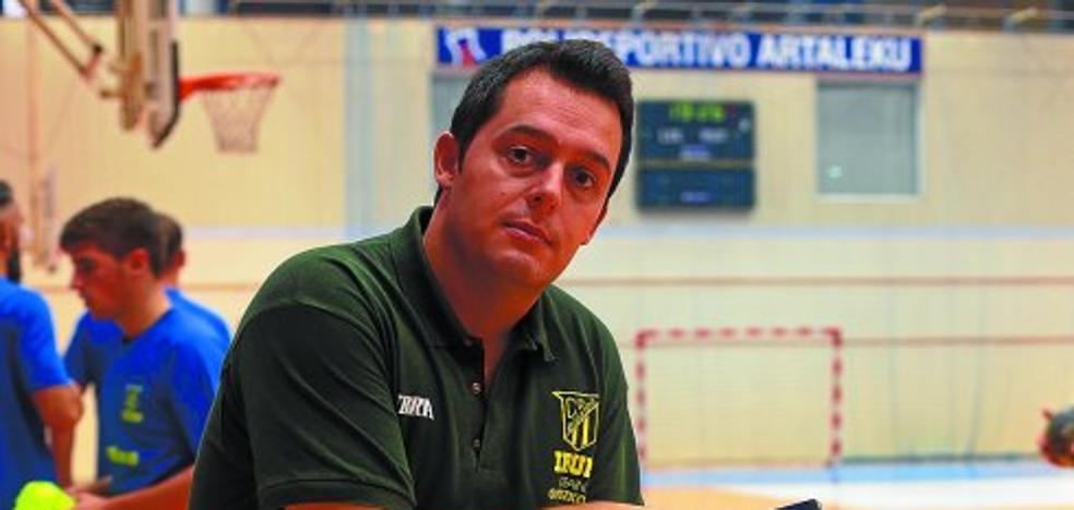 Jacobo Cuétara: «Mi exigencia es máxima, yo quiero ganar todos los partidos»