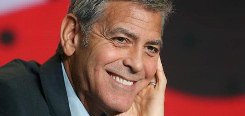 Clooney no será presidente