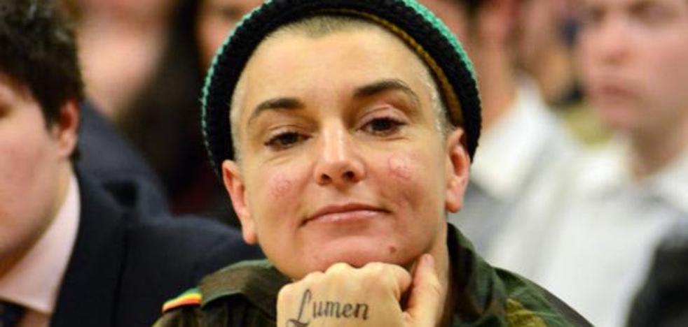 Sinéad O'Connor: «Lo que más me gusta de mi madre es que está muerta»