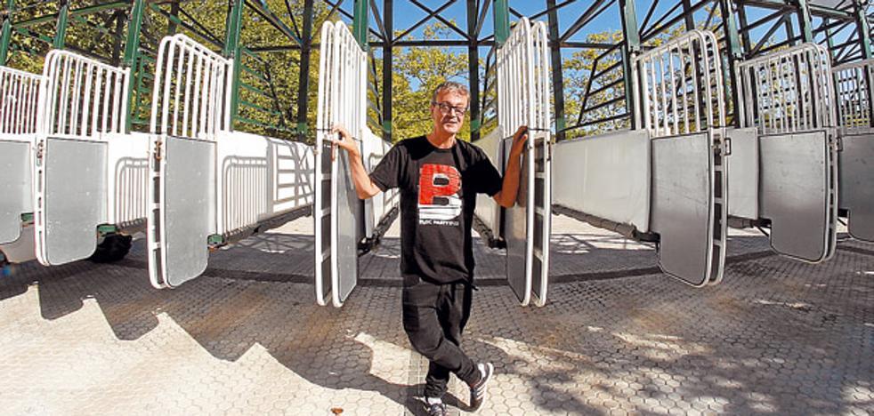 Sergio Cruzado: «En el hipódromo tenemos muchos más metros para sorprender que en Igeldo»