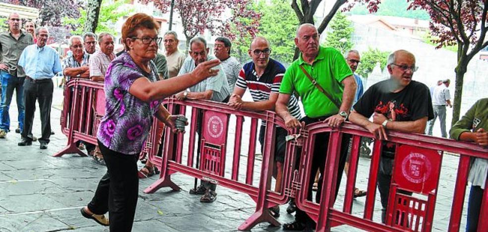 Bertxin prepara la Semana dedicada a los mayores con actividades diversas