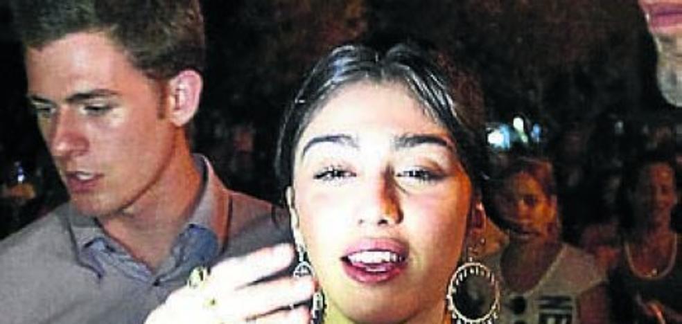 Fiesta porno de la hija de Madonna