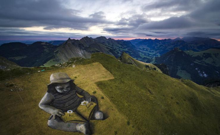 'Una historia del futuro', en los Alpes