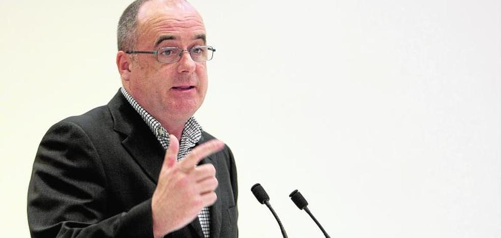 Egibar asegura que «el escenario para un nuevo acuerdo PNV-PP está muy lejos por Cataluña»