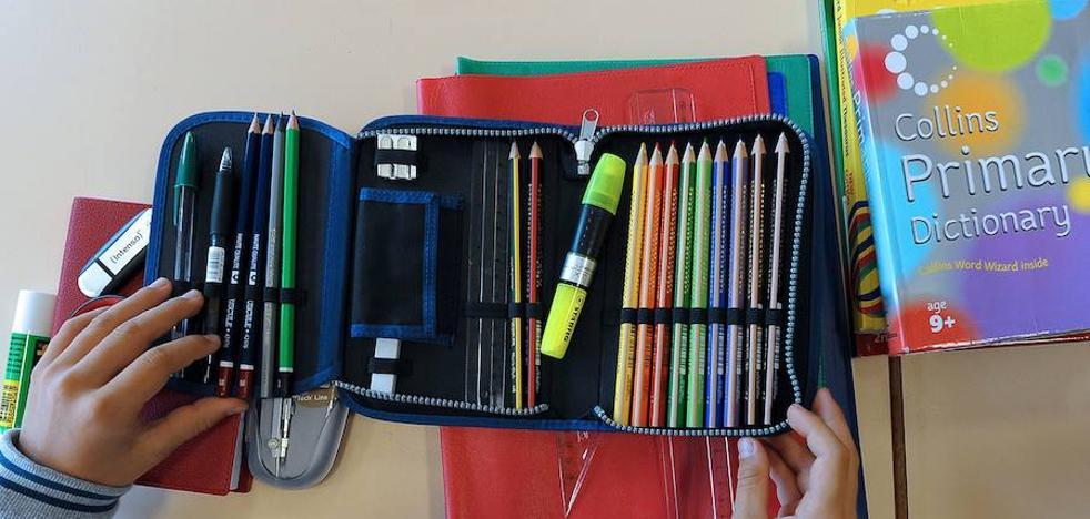 Hirukide denuncia el gasto familiar en libros de texto y pide su reducción
