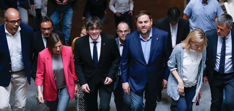La Fiscalía se querella contra la sindicatura electoral catalana