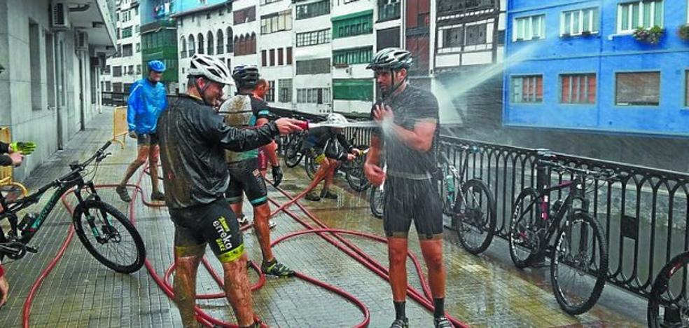Mangaixue Bike BTT martxaren bigarren edizioa bihar arratsaldean jokatuko da