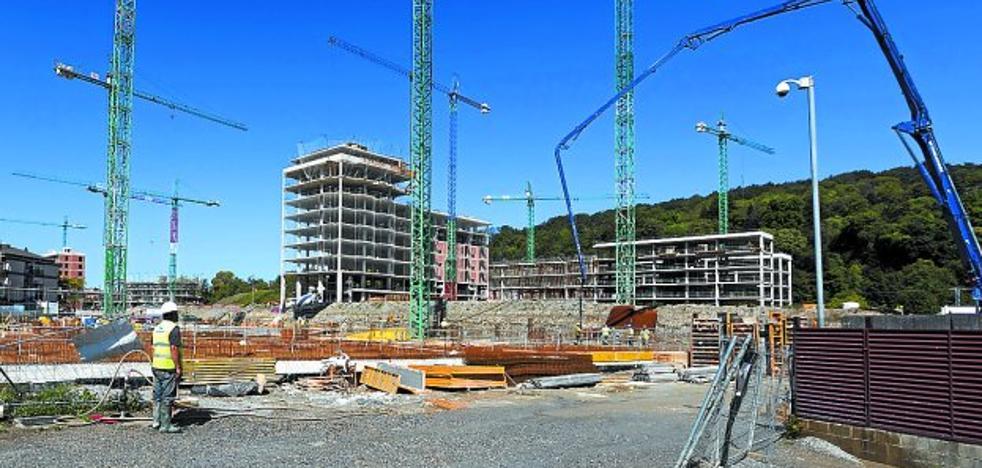 Vendidos todos los pisos libres de la primera fase de Txomin Enea