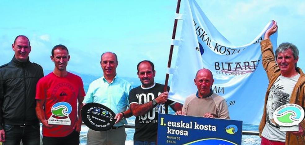 Presentados los detalles de la primera edición de la Euskal Kosta Krosa