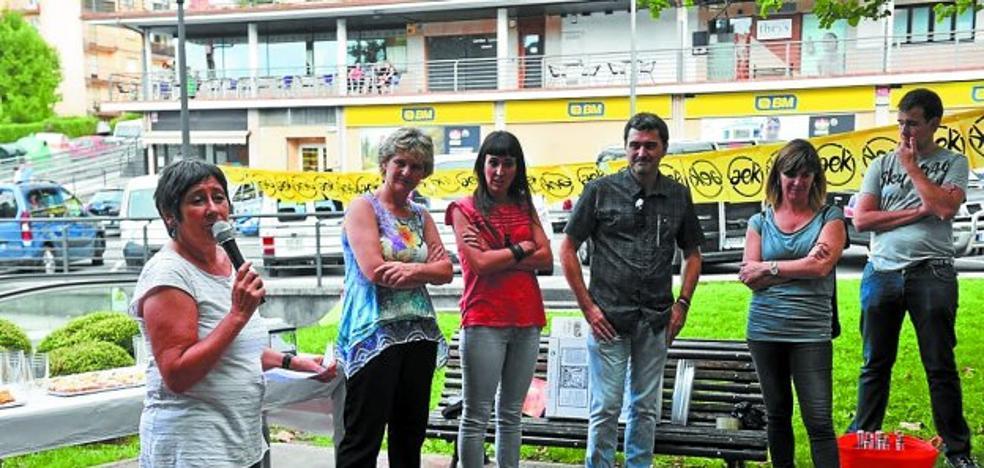AEK estrena nuevo euskaltegi en un local municipal de la calle Plazaola