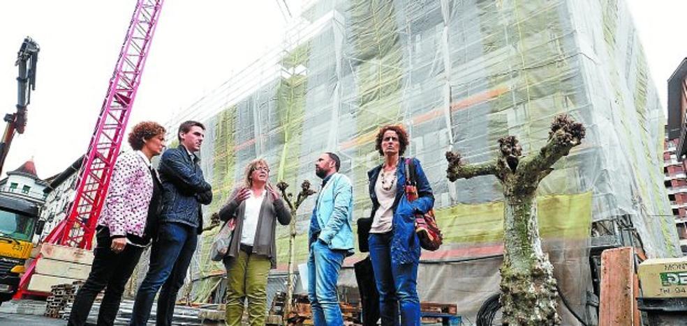 La Diputación Foral destina 510.000 euros al proyecto de Aita Agirre
