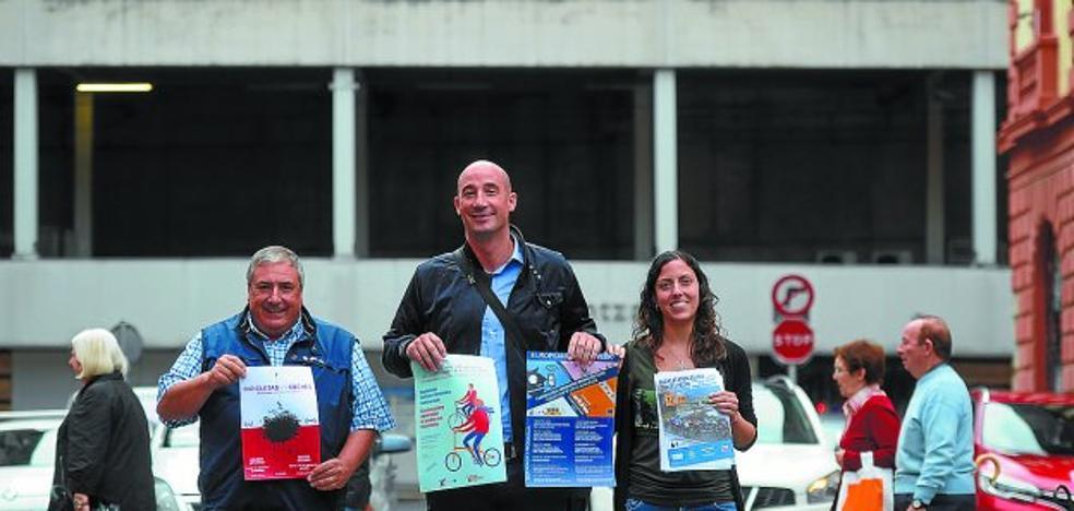 Campaña por «una movilidad limpia, compartida y sostenible»