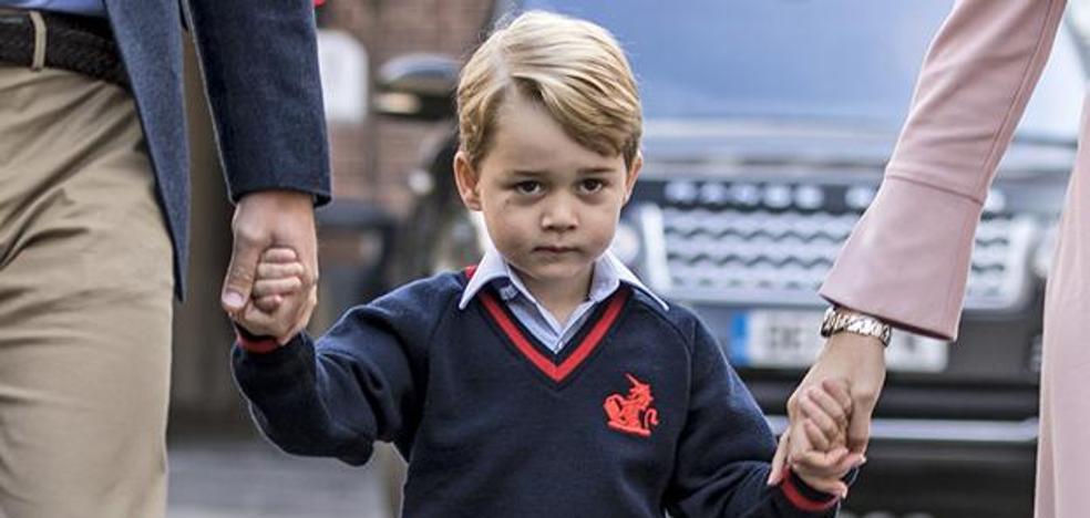 ¿Es inseguro el cole de George?