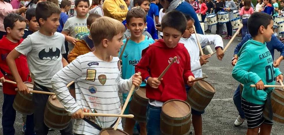 Tambores infantiles con estrenos
