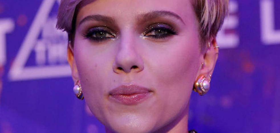 Scarlett ya está divorciada