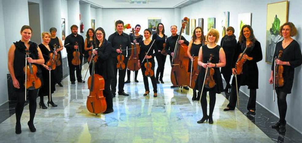 Mañana viaje por la música clásica italiana de la mano de Kamerata Oiasso
